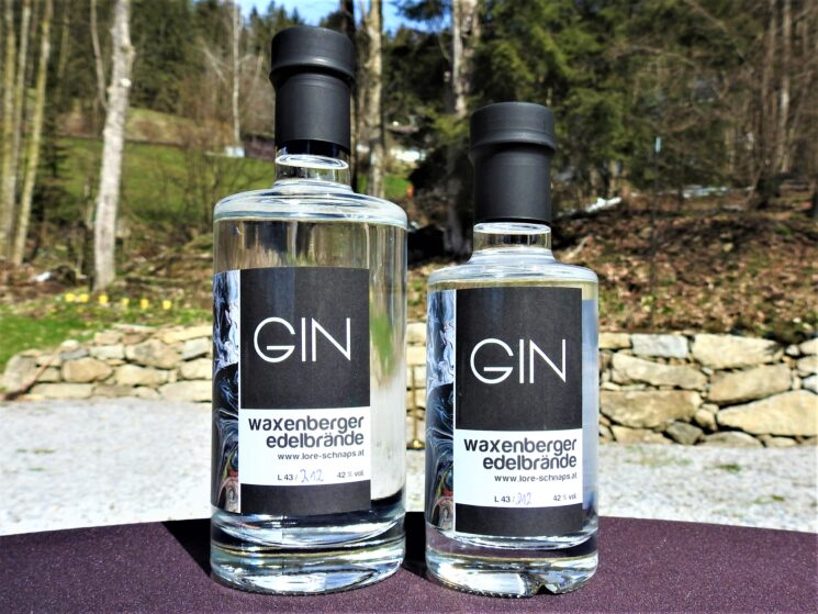 LoRe Drygin - handcrafted in austria