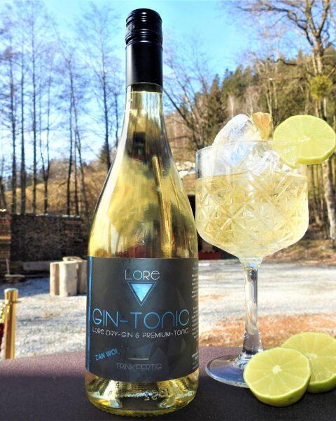 GinTonic – trinkfertig – aus Österreich