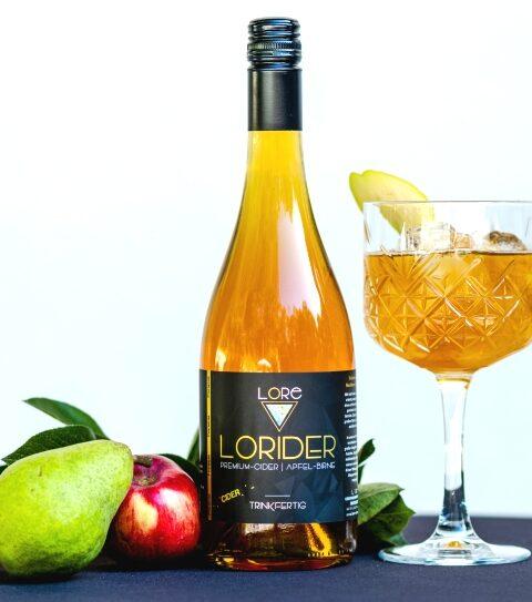 Apfel-Birne Cider aus Obst vom Mühlviertel